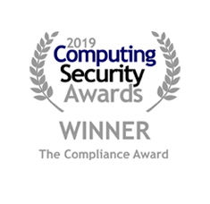 2019 Computer Security Awards Winner