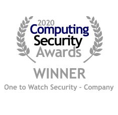 2010 Computer Security Awards Winner